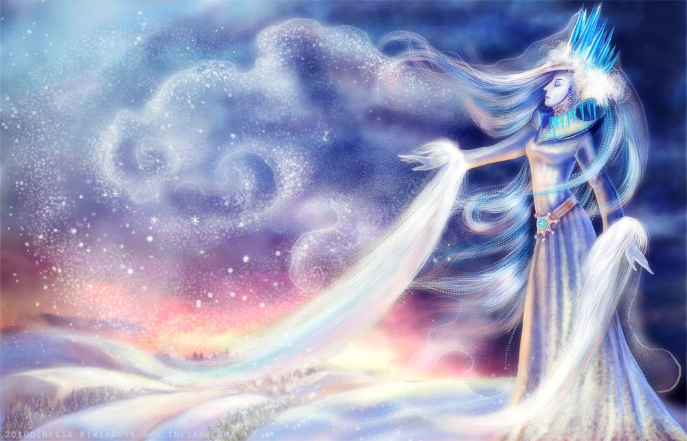snow_quen Снежная королева