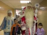 Дед Мороз Ваня и Дарина