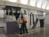 московское метро станция Достоевская