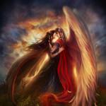 Вечная и странная любовь двух разных существ: ангела и ведьмы. Ей не суждено сбыться. Их страсть быстротечна в реальности и вечна в эфире...