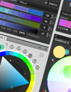 Цветовая палитра для Adobe Photoshop & Flash